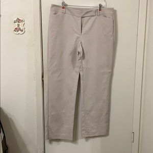 Ann Taylor curvy trousers!  Like new!